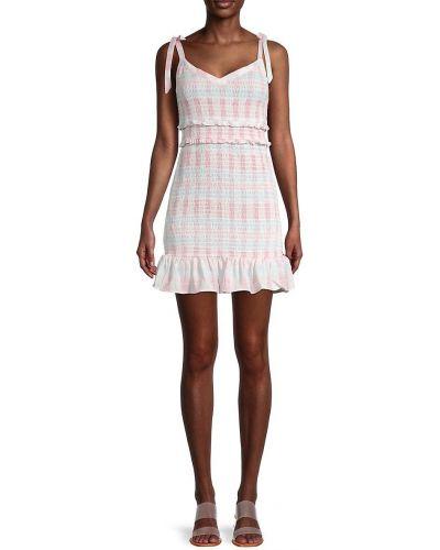 Платье с V-образным вырезом Bcbgeneration