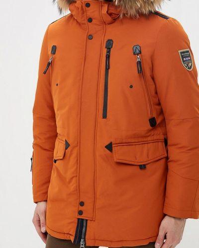 Парка китайская оранжевый Snowimage