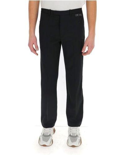 Czarny klasyczny garnitur Off-white