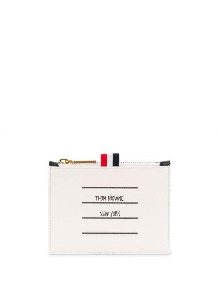 Torebka czarny brązowy Thom Browne