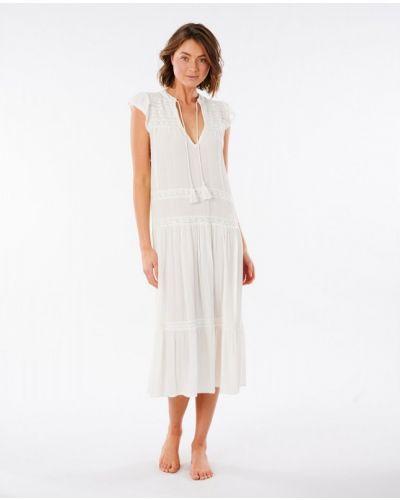 Платье макси - белое Rip Curl