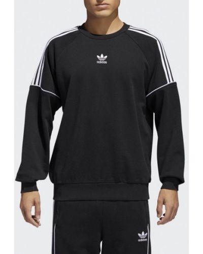 Черная толстовка Adidas Originals