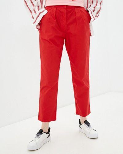 Повседневные красные брюки Compania Fantastica