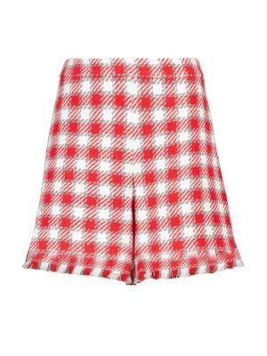 Хлопковые шорты Oscar De La Renta