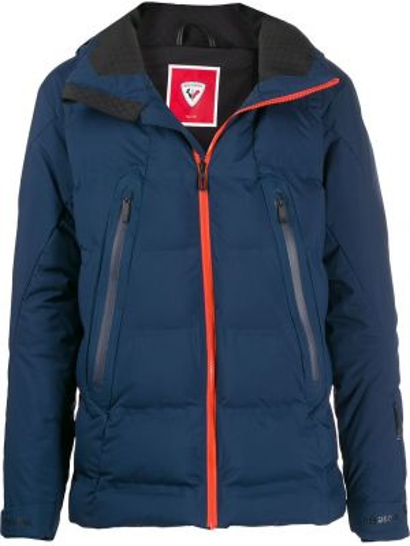 Куртка горнолыжная длинная - синяя Rossignol