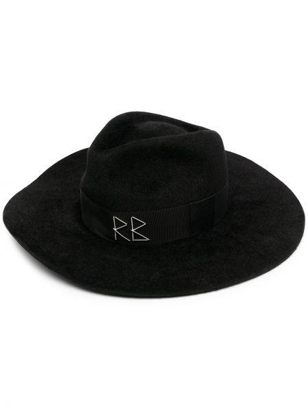 Шляпа федоры - черные Ruslan Baginskiy