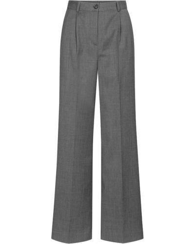 Szary garnitur ze spodniami Han Kjobenhavn