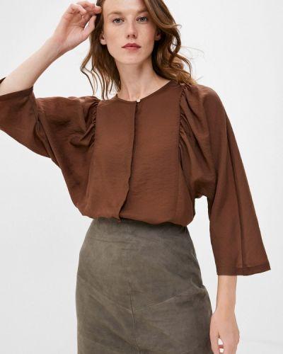 Блузка - коричневая Part Two