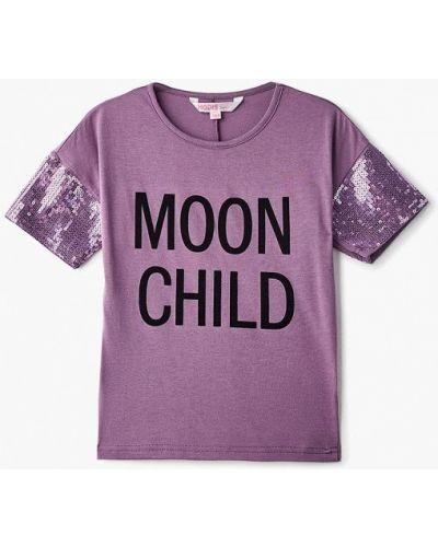 Фиолетовая футболка Modis