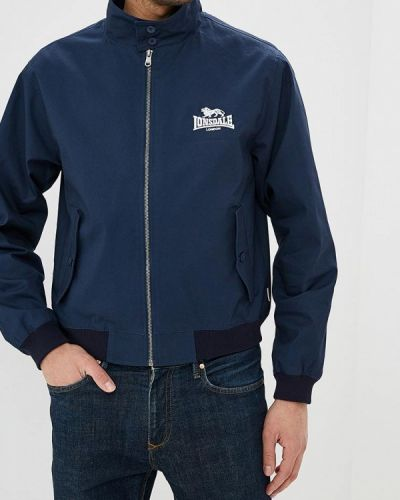 Куртка синяя Lonsdale