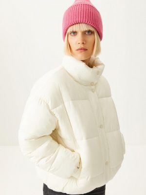 Утепленная куртка - белая Sela