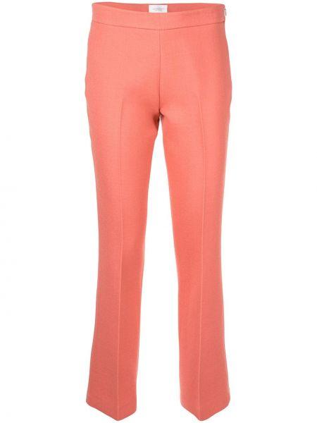 Укороченные брюки - оранжевые Giambattista Valli