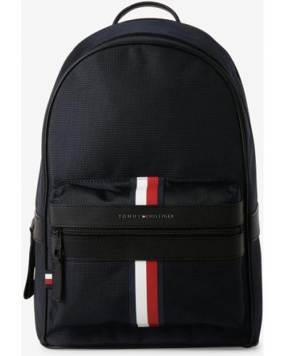 Niebieski plecak casual Tommy Hilfiger
