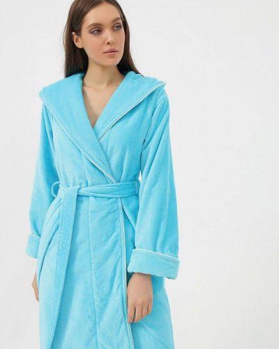 Домашний махровый халат Luisa Moretti