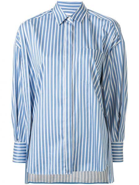 Koszula w paski - niebieska Enfold