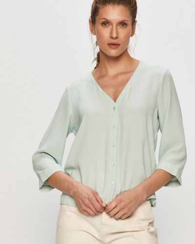 Koszula casual - turkusowa Jacqueline De Yong
