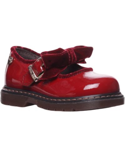 Туфли лаковые красные Twin-set