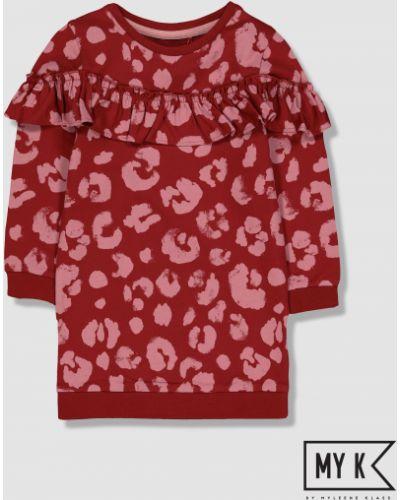 Платье леопардовое с рисунком Mothercare