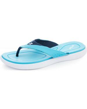 Шлепанцы пляжные спортивные для бассейна Fila