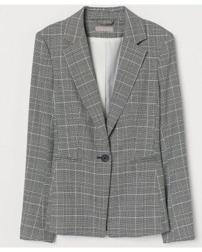 Пиджак - серый H&m