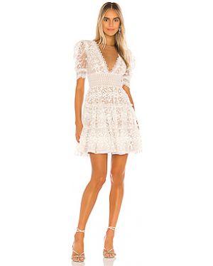Платье сетчатое ажурное Bronx And Banco