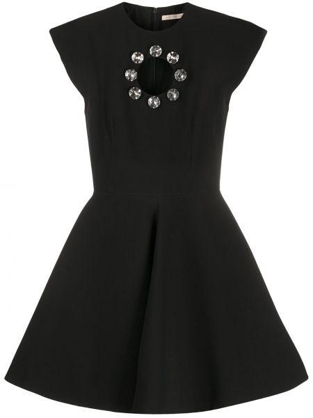 Sukienka mini - czarna Christopher Kane
