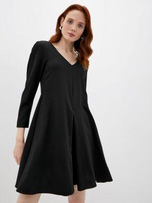 Комбинезон с шортами - черный Emporio Armani