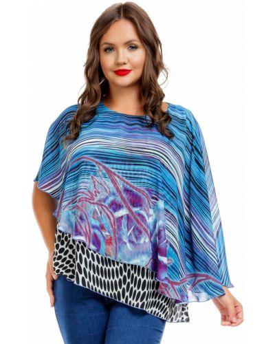 Шифоновая блузка Liza Fashion