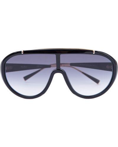 Солнцезащитные очки с градиентом металлические Max Mara (sunglasses)