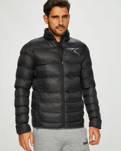 Утепленная куртка укороченная прямая Puma