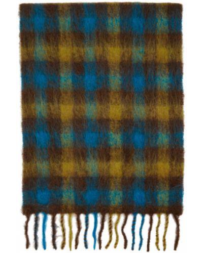 Черный шерстяной шарф прямоугольный Andersson Bell