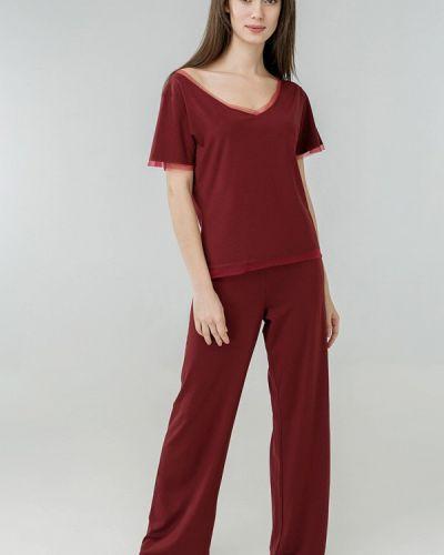 Пижама пижамный красная Ora