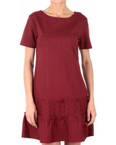 Платье из вискозы осеннее Red Valentino