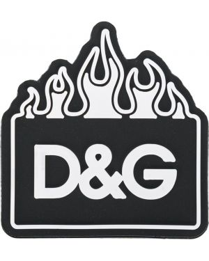 Брелок с логотипом Dolce & Gabbana