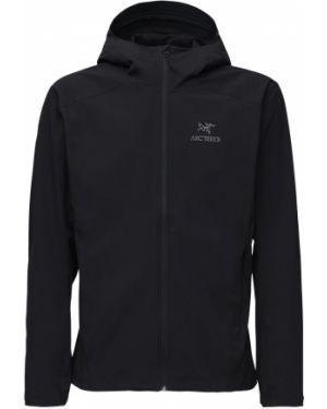 Нейлоновая куртка с капюшоном с манжетами Arcteryx