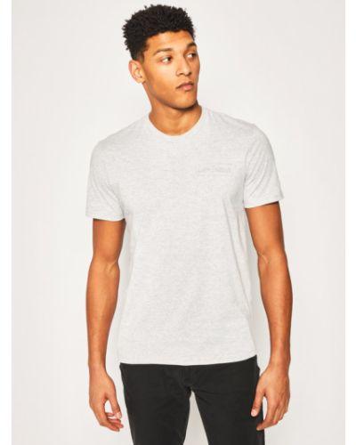 T-shirt - szara Lee