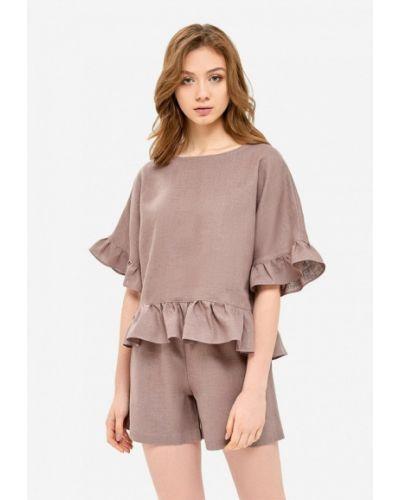 Пижама пижамный коричневый Morandi
