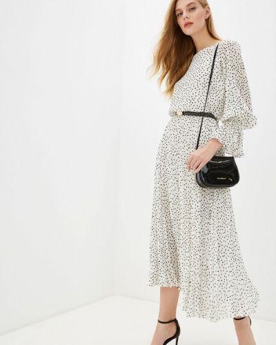 Повседневное платье осеннее Emporio Armani