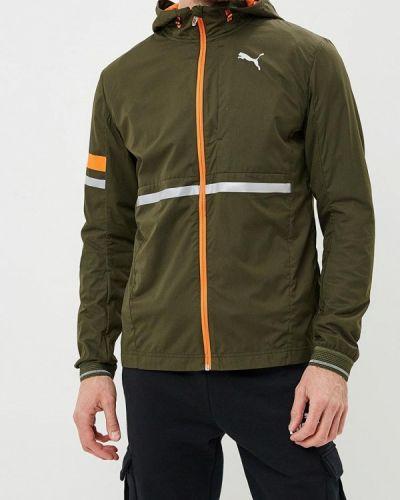 Куртка осенняя легкая Puma