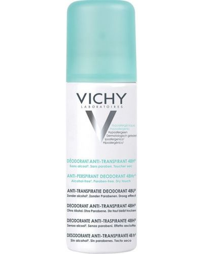 Гипоаллергенный кожаный дезодорант для ног с запахом Vichy