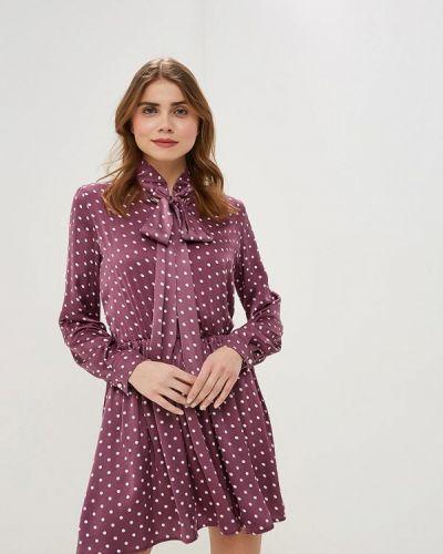 Платье розовое Ribbon