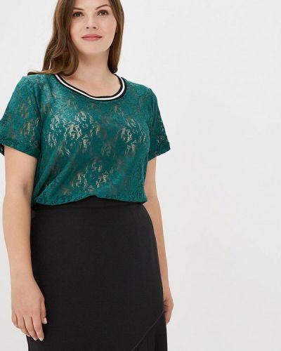 Зеленая блузка Studio Untold
