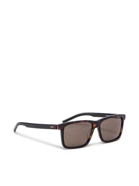 Okulary - brązowe Boss