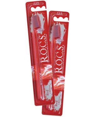 Зубная щетка круглый тонкий R.o.c.s.
