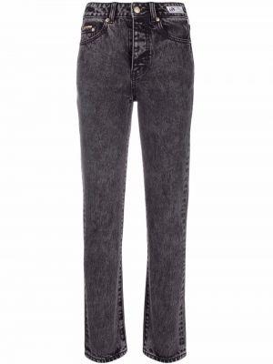 Прямые джинсы классические - черные Eytys