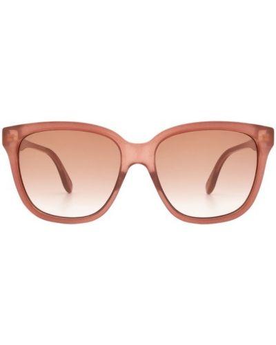Okulary z printem - różowe Gucci