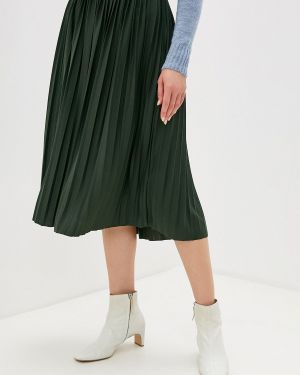 Платье осеннее плиссированное Ichi