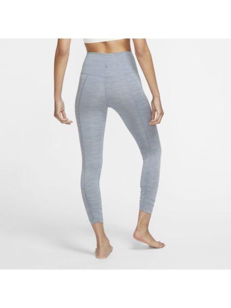 Spodnie z kieszeniami elastyczne Nike