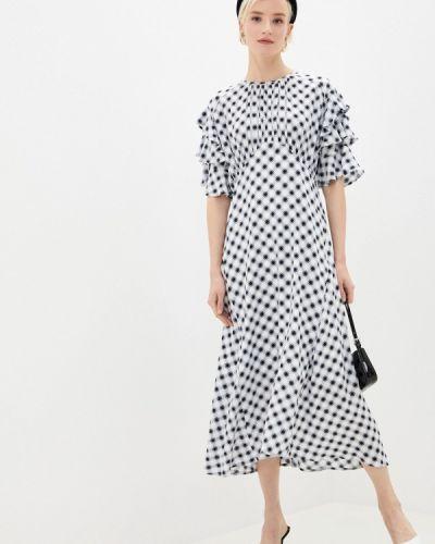 Прямое серое платье Sister Jane