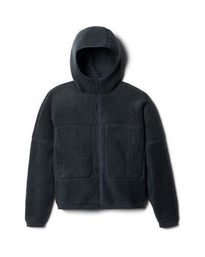 Серый джемпер на молнии с капюшоном Mountain Hardwear